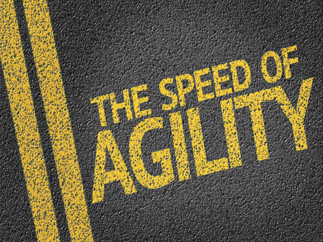 Delivery with Agility