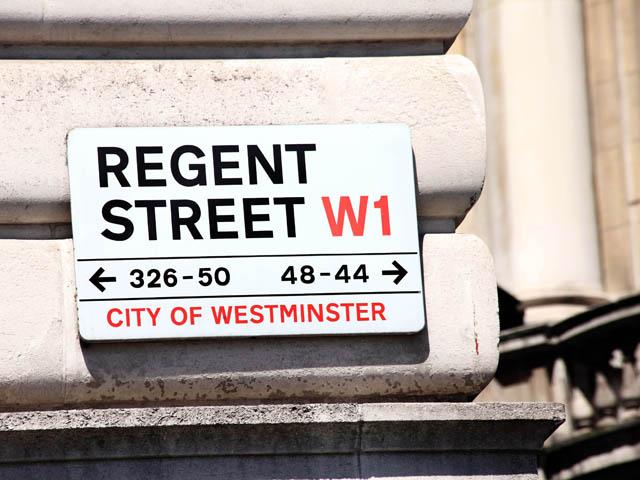 The Crown Estate, Regent Street