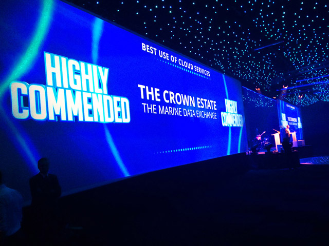 The Crown Estate - UK IT Industry Awards 2014 - Best Use of Cloud Services - Highly Commended